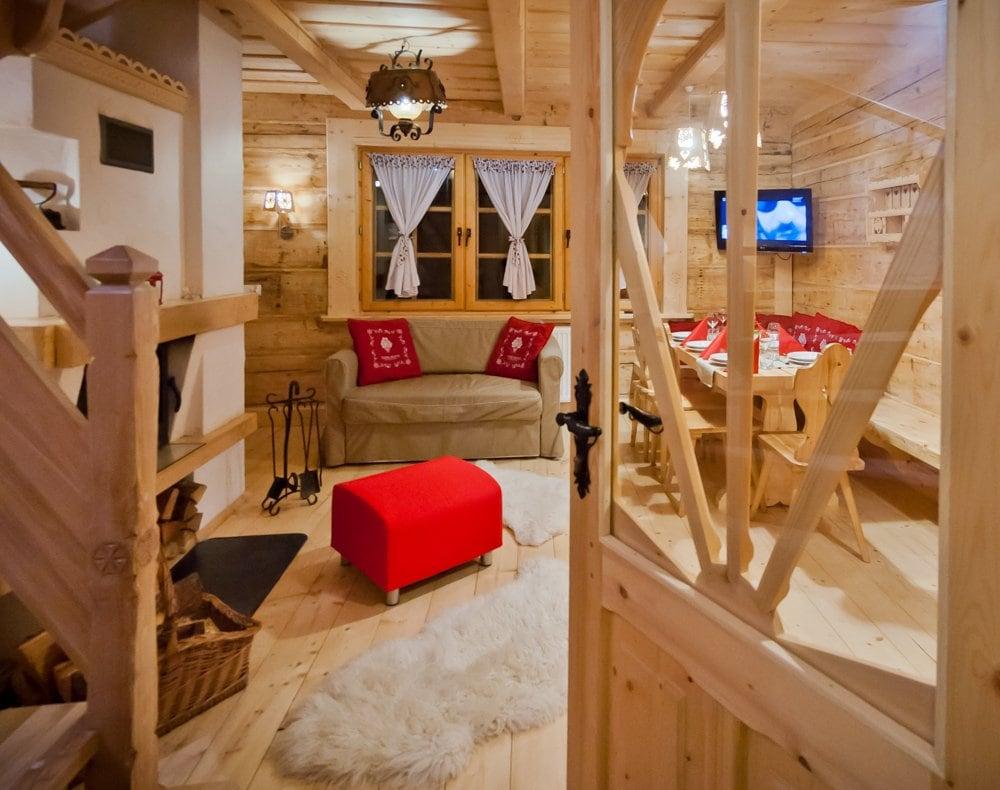 Drewniane Domki Do Wynajecia Zakopane Tatra House